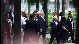 Emergency Video Hillary Clinton Arrested At 9 11 Memorial