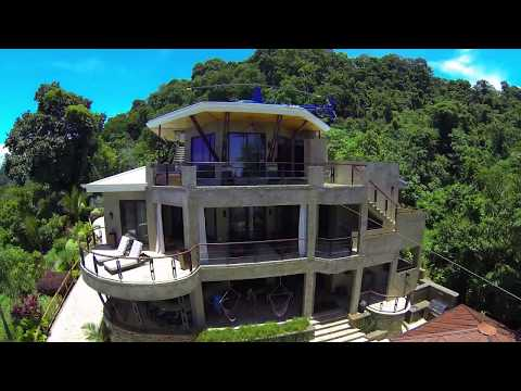 Costa Rica Surf Mansion