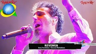 System Of A Down - Revenga live【Rock In Rio 2011 | 60fpsᴴᴰ】