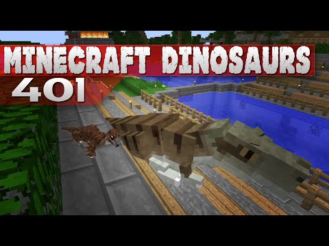 Minecraft Dinosaurs!    401    Fixing the sifting