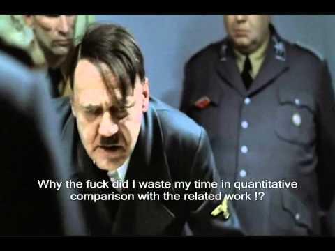 Hitler's MISCA Paper Rejection