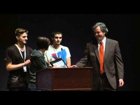 2011 Video Blog: Architecture Awards Ceremony
