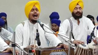 Bhamber gurmat smagam sur Singh bhai varinder singh ji baba gurbachan Singh ji Bidhi chandiye