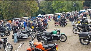Nationaal Veteraan Treffen 2018 in Woerden/ Moped meeting in Holland