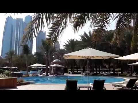 Hotel review - Emirates Palace Abu Dhabi (room and hotel)