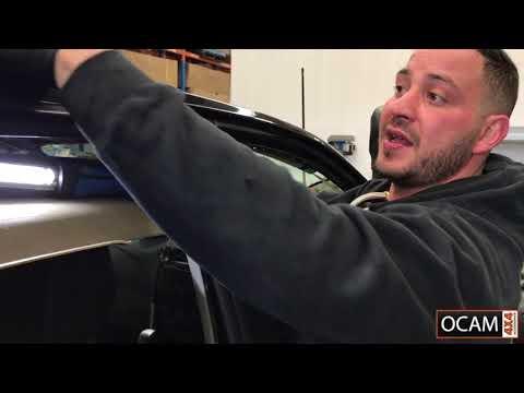 OCAM Roof Rack Installation Guide - Drilling Method