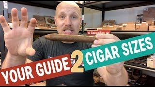 Your Easy Guide to Cigar Sizes
