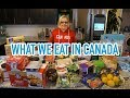 Groceries That We Buy In Toronto & Prices | Costco Shopping