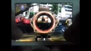 Modern Combat 3 Xperia Live With Walkman by Nathan