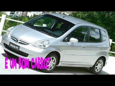 Honda Fit 2004-2008  é um bom carro?