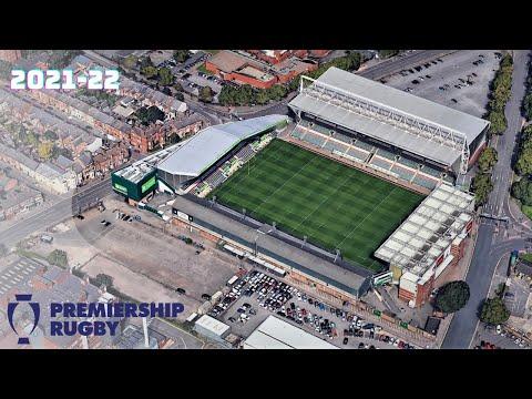 Premiership Rugby 2021/22 Stadiums
