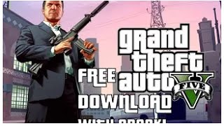 How To Download Gta5 For Pc Free Full Version In Hindi/Urdu