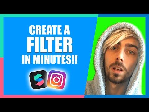 Green Screen Filter Effect (Easy) | Instagram & Facebook | Spark AR Tutorial thumbnail