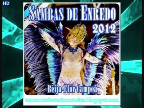 Unidos de Vila Isabel - Samba Oficial 2012 HD