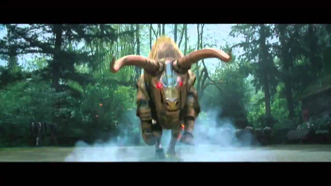 Percy Jackson e o Mar de Monstros - Trailer Internacional Legendado HD
