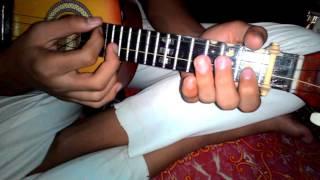 TUTORIAL ukulele GABY TINGGAL KENANGAN