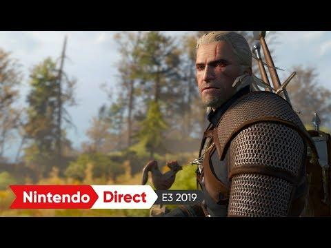 ウィッチャー3 ワイルドハント コンプリートエディション:E3 2019 出展映像