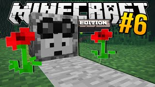 Minecraft Pocket Edition | I DIED!! | #6