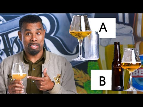 Beer Expert Guesses Cheap vs Expensive Beer | Price Points |