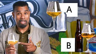 Beer Expert Guesses Cheap vs Expensive Beer | Price Points | Epicurious