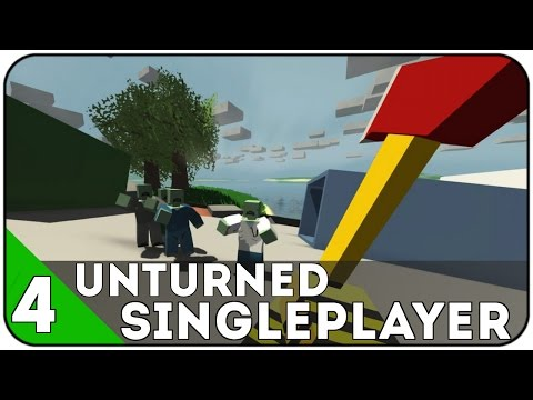 how to create a unturned server whit the game
