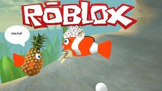 Baby Pineapples - Roblox Aquarium Simulator