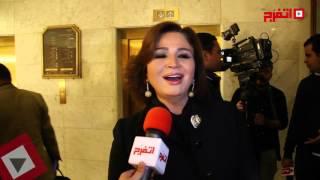 اتفرج| إلهام شاهين: يسرا شرفت مصر والعرب في السينما