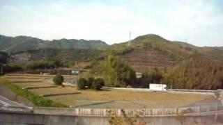 高知市板垣山にある、分骨された墓です。