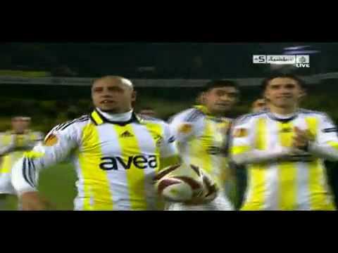 Despedida Roberto Carlos - Fenerbahce