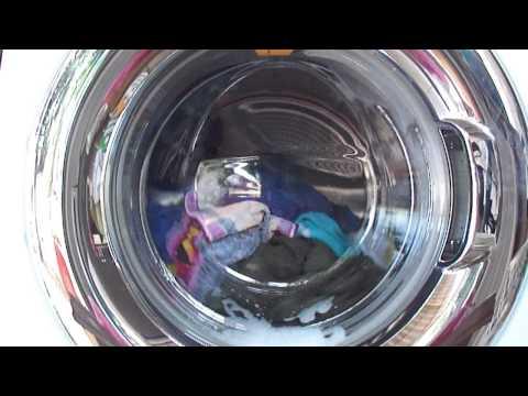 Washing Machine LG 11 Kg - Washing Towels - FULL CYCLE 2h