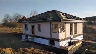 Promocja Świąteczna . Aktualności Z Budowy #9 Dach Prawie...