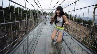 видео: Самые необычные, удивительные и страшные мосты в мире