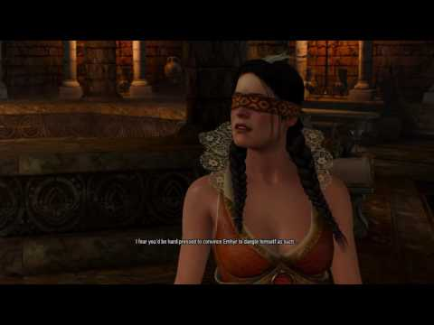 Save Philippa Eilhart from Dijkstra (Blindingly obvious) Witcher 3 Wild Hunt