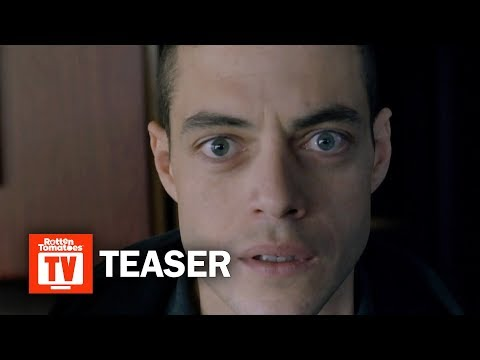 Play Mr. Robot Season 4 Teaser   'Please Tell Me You're Seeing This'   Rotten Tomatoes TV