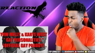 Baixar GAY HIP HOP! YNW Melly ft. Kanye West - Gay Personalities | REACTION