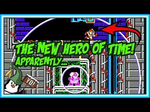 Is Mega Man The Hero of Time?   Mega Man Maker 1.2.4   14