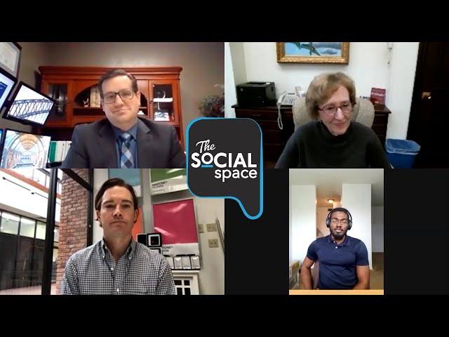 The Social Space SE 1 - E2 - Dr. Suzanne Shipley, Dominique Mewton, Brandon Shultz