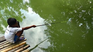 Best Fishing Video | Kids Fishing By Daily Village Life (Part-66)
