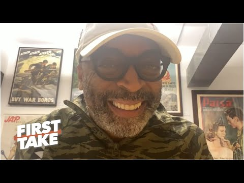 Spike Lee on MJ's legacy, trash-talking Scottie Pippen and the Knicks | First Take