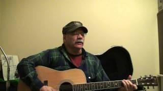 Eldred Mesher - The Log Train - Hank Williams Sr. Cover.