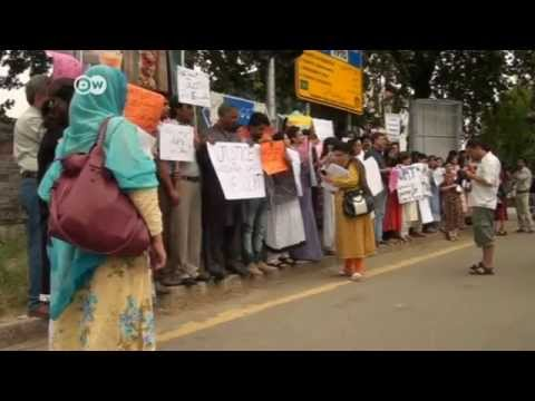 Demonstrators protest Pakistani honor killing | Journal