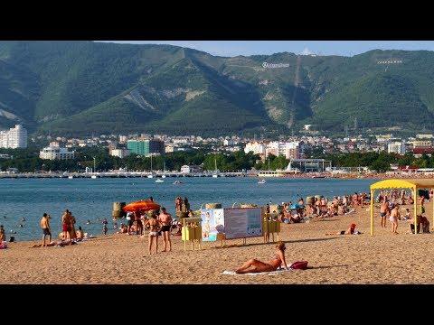 Gelendzhik (Геленджи́к) - resort town, Krasnodar Krai, Russia
