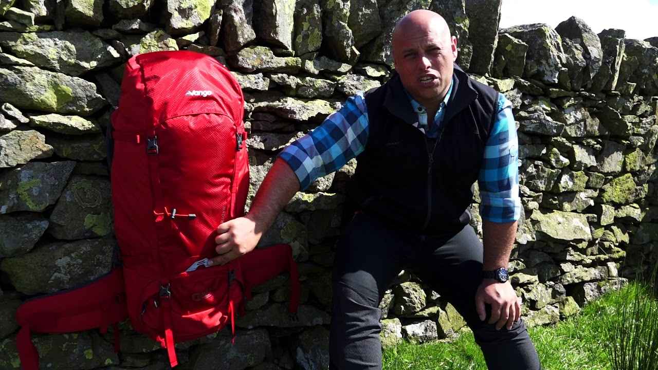 8062d6630a06 Vango Contour Trekking Rucksack Overview - Sam Sykes - YouTube