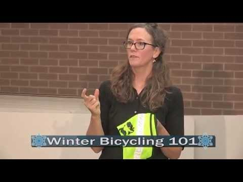 view Winter Cycling 101 Presentation (40 min) video