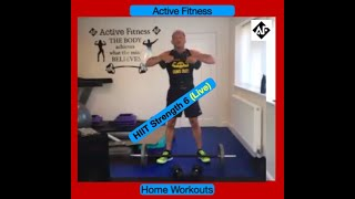 HIIT Strength 6 (Live)