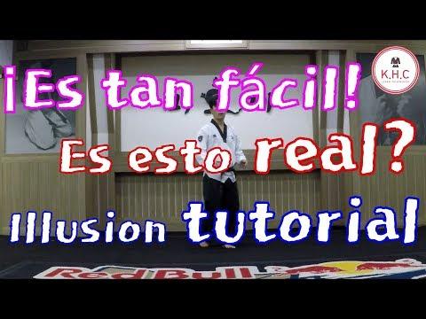¡ES TAN FÁCIL! ILLUSION TUTORIAL EN ESPAÑOL