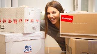 Online Ev Alışverişim | H&M, Zara Home, Bonvagon, LC Waikiki | İrem Güzey