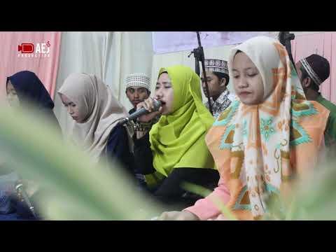 Nabrotuzzain ( Labbaikallah ) - Lailatus Sholawat Pernikahan Alhan ( Alkaromah ) & Milla