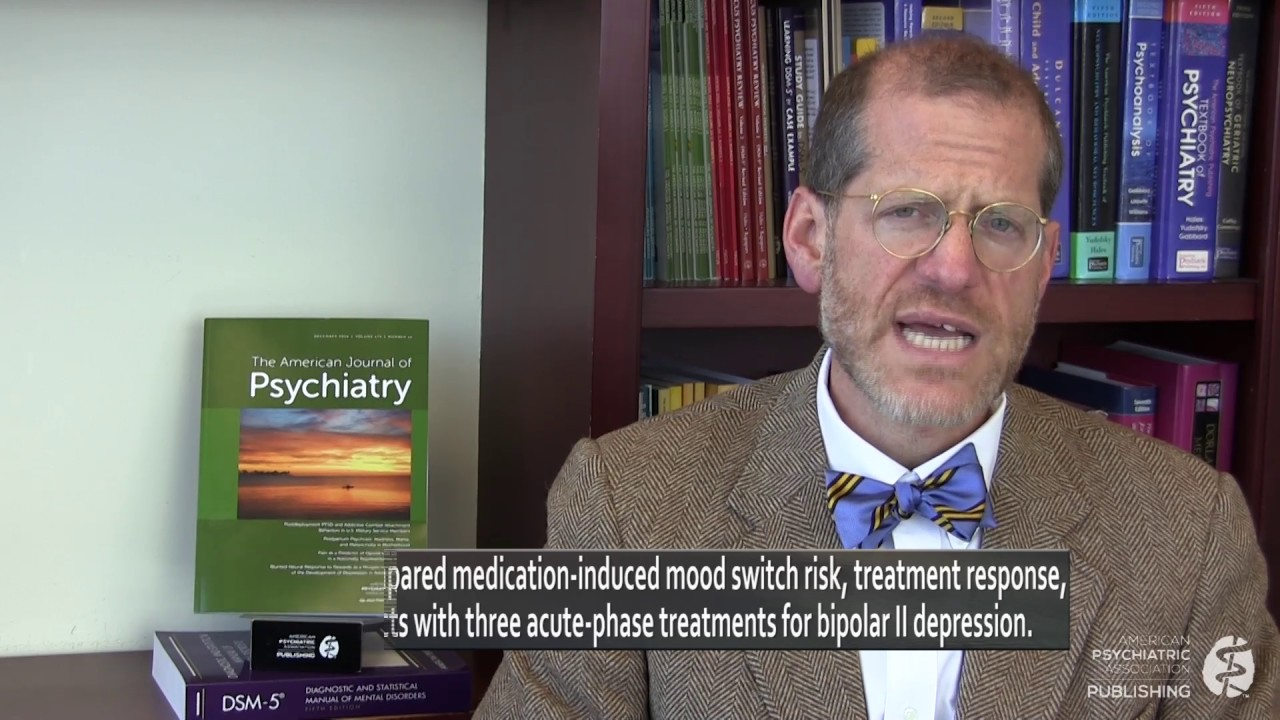Switch Rates During Acute Treatment for Bipolar II