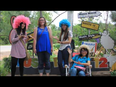 English Camp with BSU 2013 session B